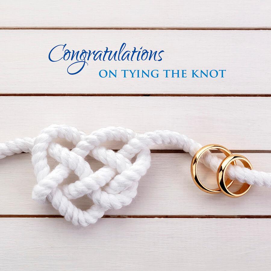 BA255 Wedding Knot