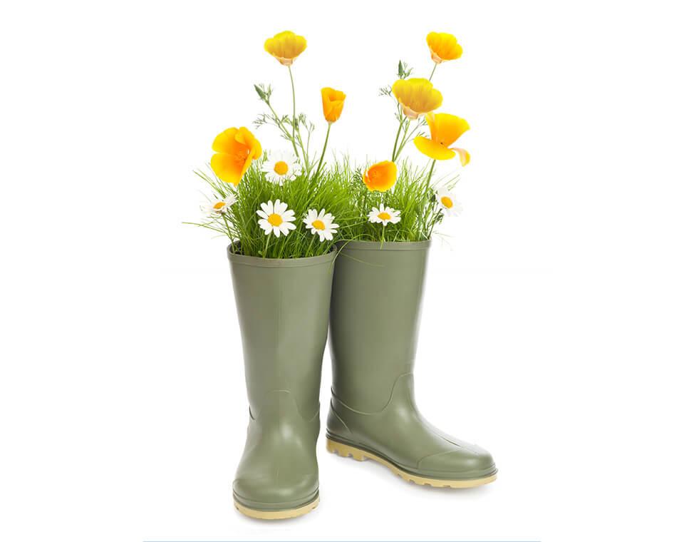 BA258 Garden Boots