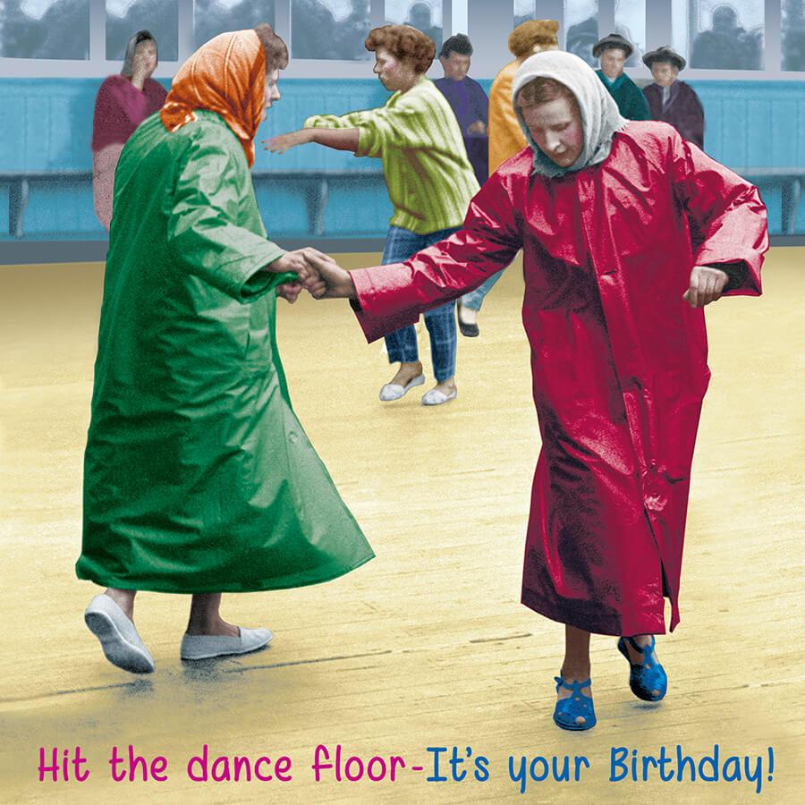 L85 Dance Floor